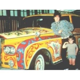 «Роллс-Ройс» Джона Леннона, принадлежавший музыканту