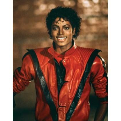 Куртка Майкла Джексона из клипа «Триллер»